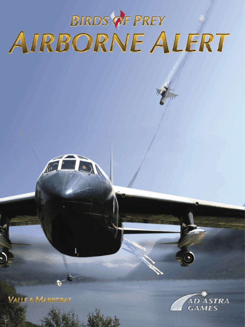 Airborne Alert front cover