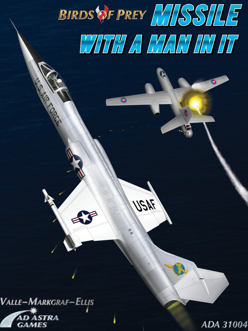 Missile With A Man In It front cover