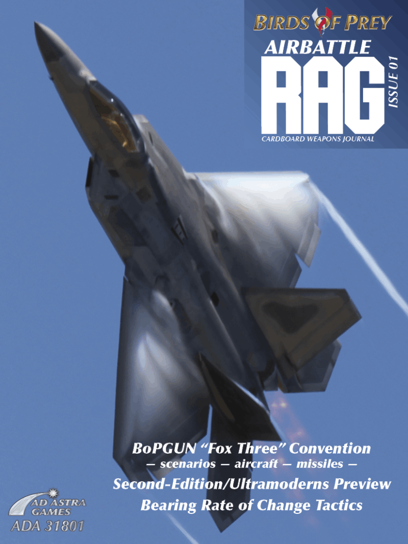 Airbattle RAG 1 front cover