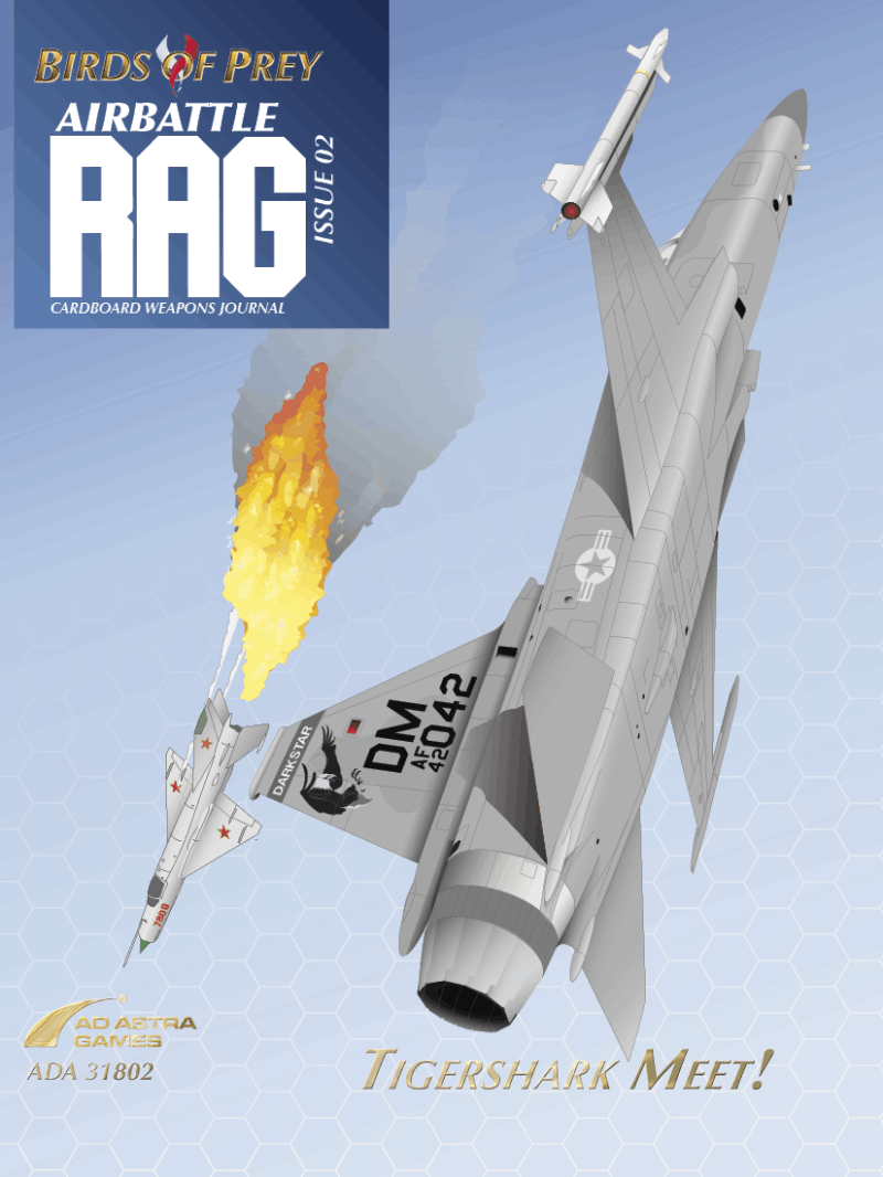 Airbattle RAG 2 front cover