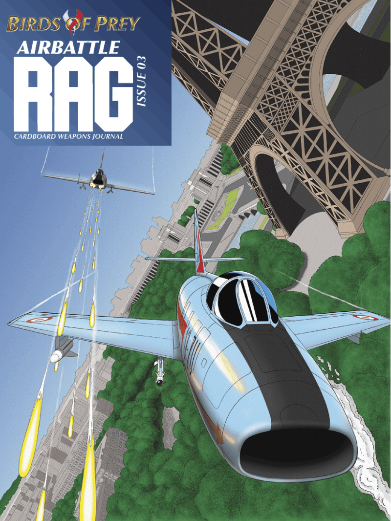 Airbattle RAG 3 front cover