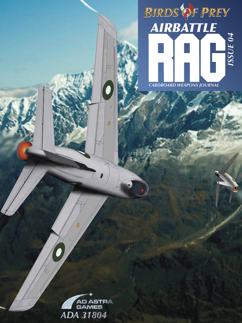 Airbattle RAG 4 front cover